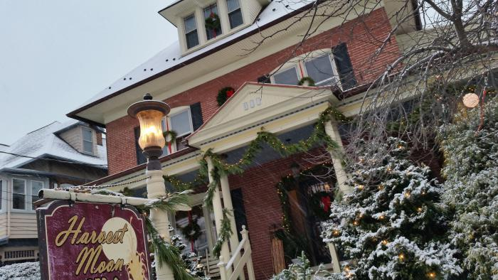 A Lancaster County Bed & Breakfast